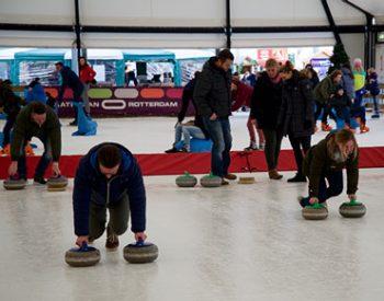 personeelsuitje-rotterdam-curling